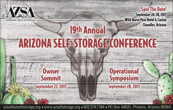 19th Annual Arizona Self-Storage Conference