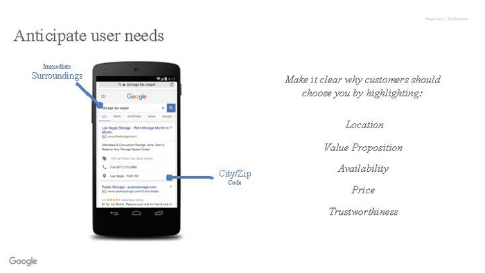 Google What Consumers Want On Mobile