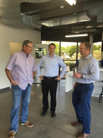 Phoenix Networking-Sneak Peek After-Rudel Gorden Brown