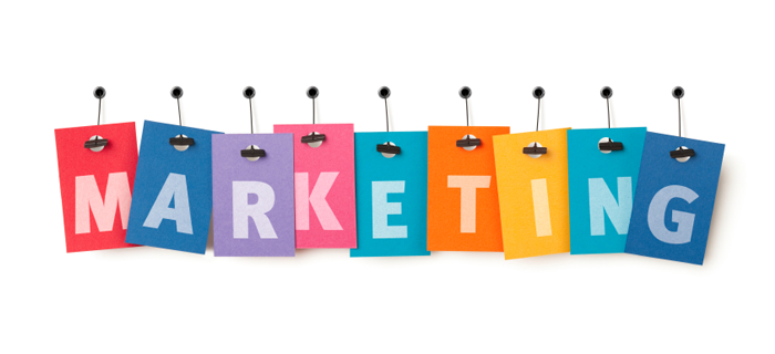 Marketing Hanging Letters