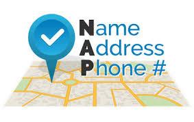 Name Address Phone NAP
