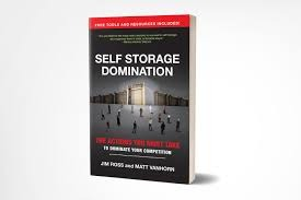 Self Storage Domination Book By Jim Ross