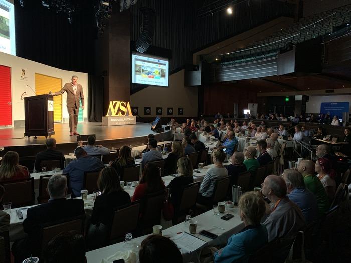 AZSA Conference Speaker Dr Chris Thornberg 2019