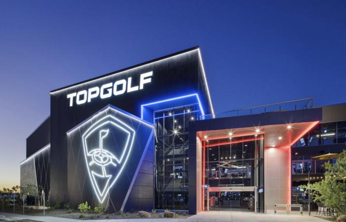 Top Golf Glendale