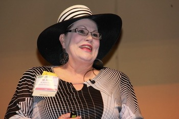 Anne Ballard-The Hat Lady