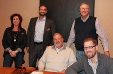 AZSA Board Members: Gibson Morrow Alter Rudel Appleton